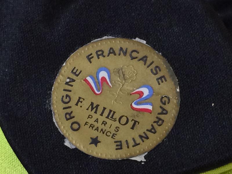 Духи винтажные f. millot crepe de chine, 6 мл - Фото 7