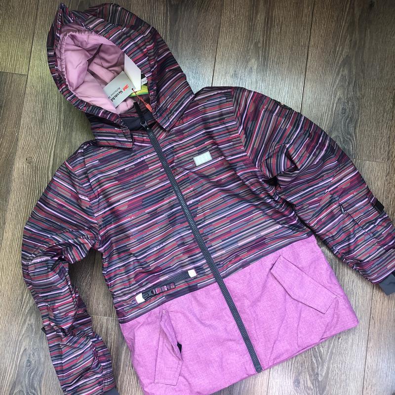 Зимняя мембранная куртка lego wear на девочку