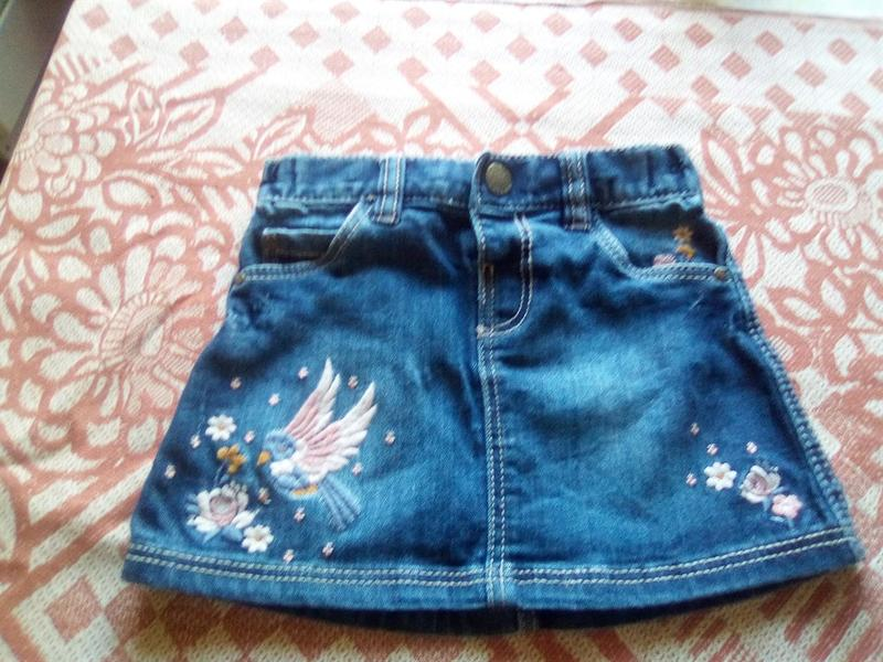 Распродажа джинсовая юбка