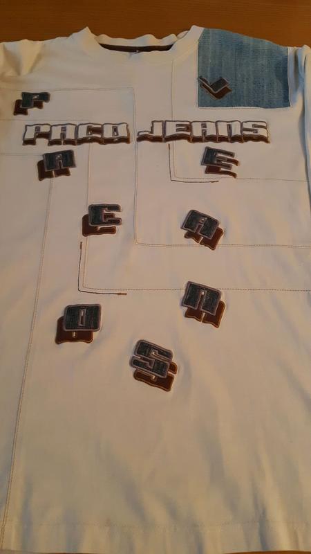 Фирменная футболка PACO JEANS р.50-52