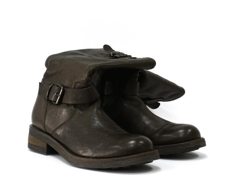 Кожаные сапоги / ботинки p.a.r.o.s.h. / parosh