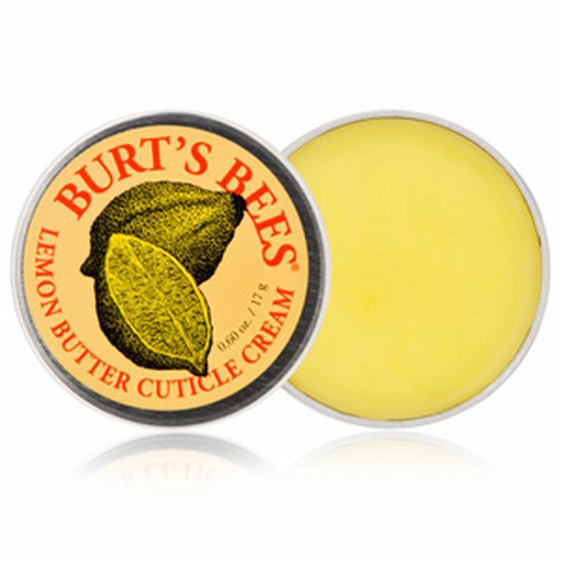 Лучшее масло для кутикулы burt´s bees lemon butter cuticle cream