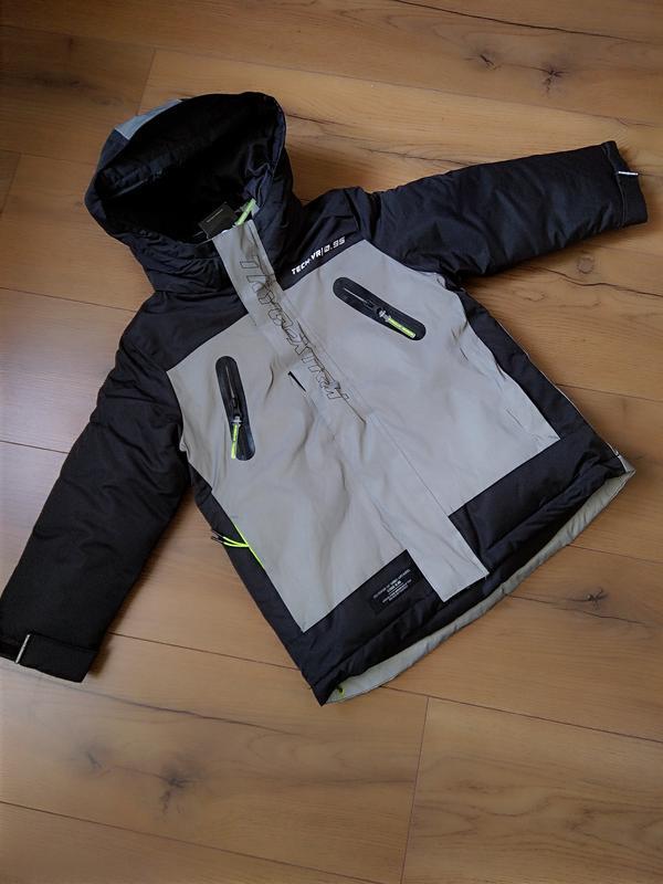 Куртка зимняя reserved для мальчика 5-6 лет