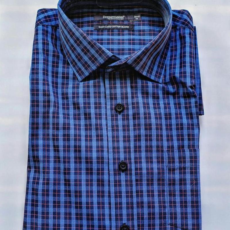 Мужская рубашка Dressmann