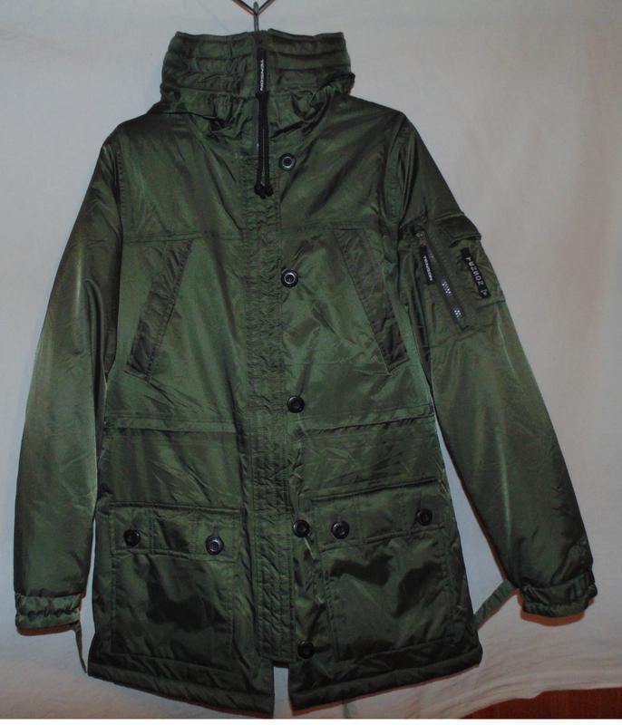 Куртка парка tenson himalaya classic оригинал новая абсолютно ...
