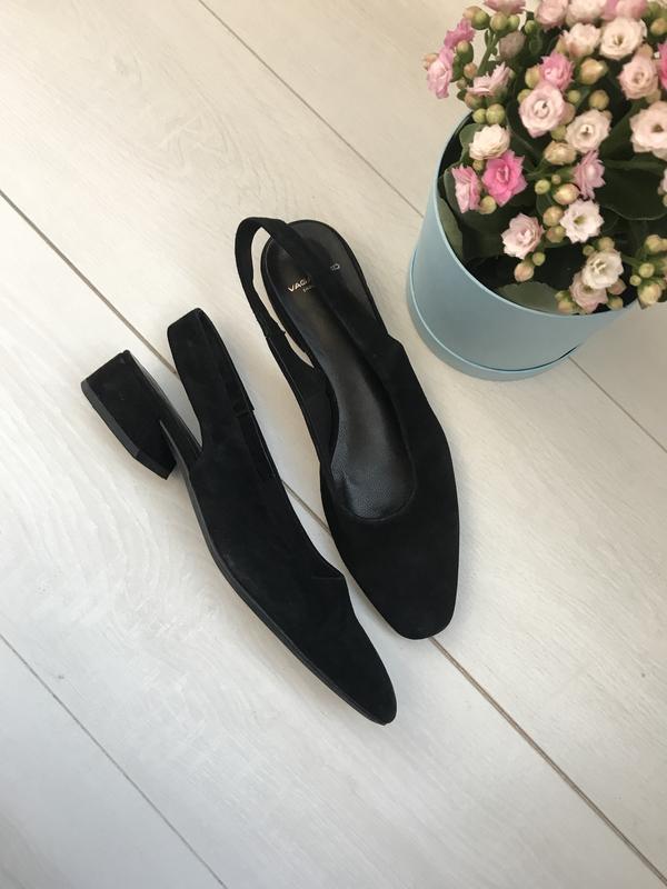 Туфли vagabond 25.5 cm
