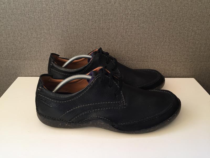 Чоловічі туфлі clarks мужские туфли