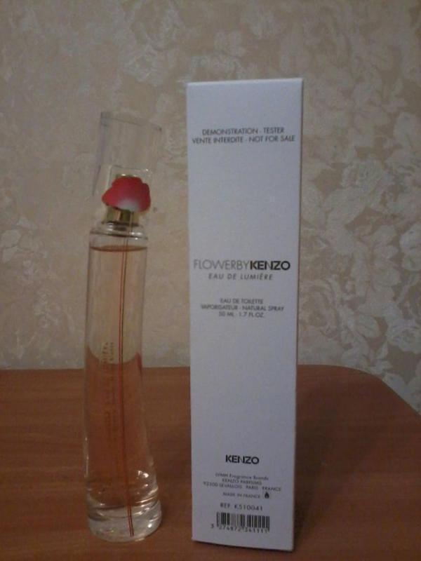 Flower by kenzo eau de lumière