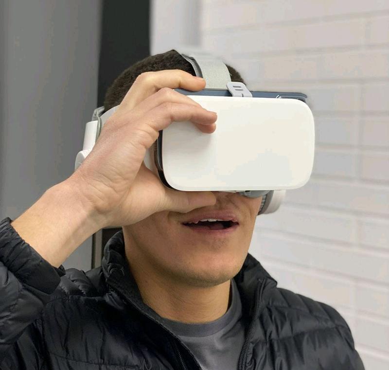 BоboVR Z6 - окуляри віртуальної реальності - Фото 4