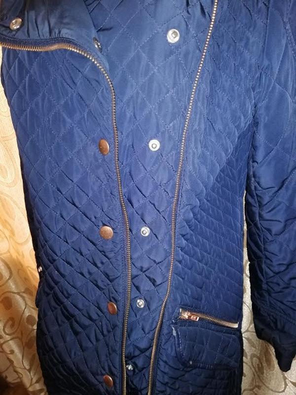 ✨✨✨стильная легкая женская демисезонная куртка, пальто next🔥🔥🔥 - Фото 2