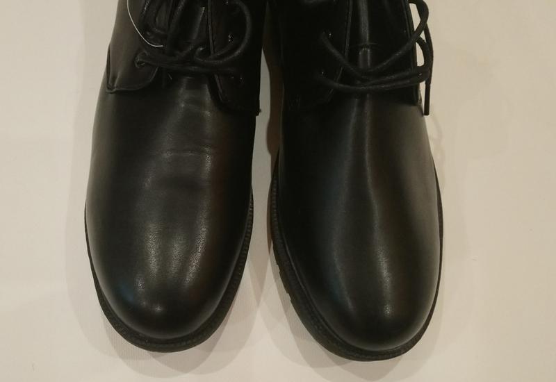 Туфли черные. сток - Фото 7