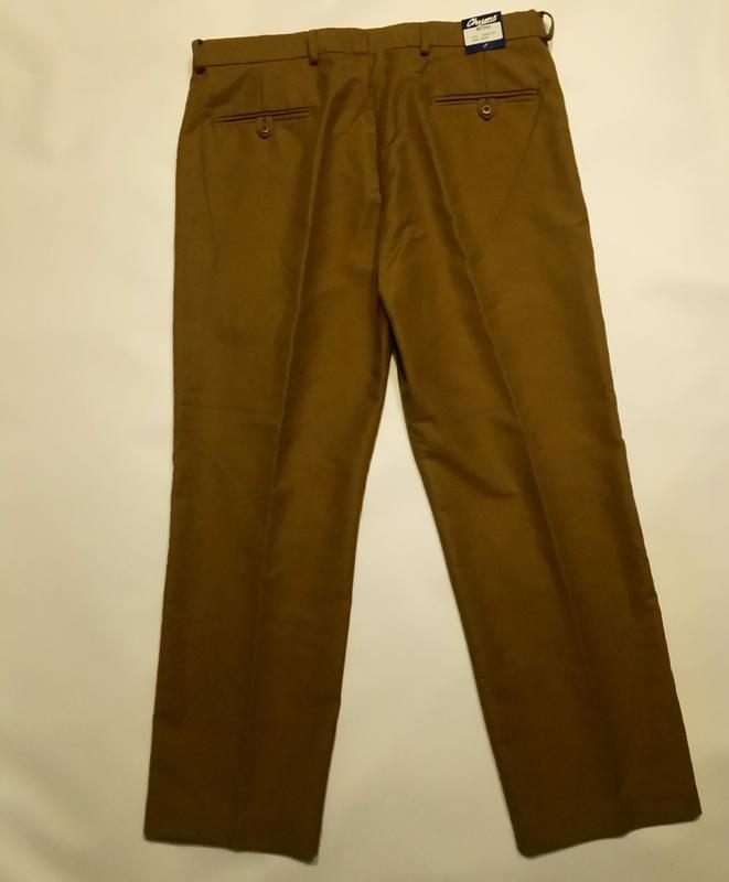 Теплые брюки. 40/29. на высокого. с бирками - Фото 6