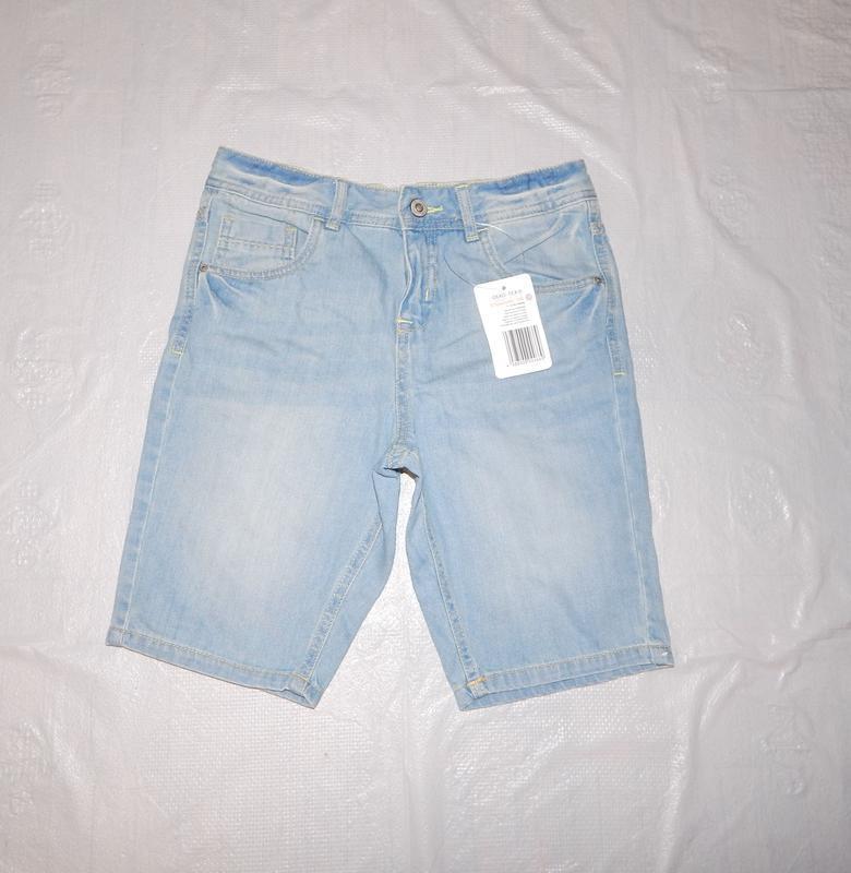 Р. 152, джинсовые шорты alive , германия