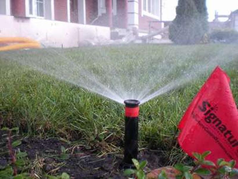 Монтаж автоматического полива в Херсоне и области