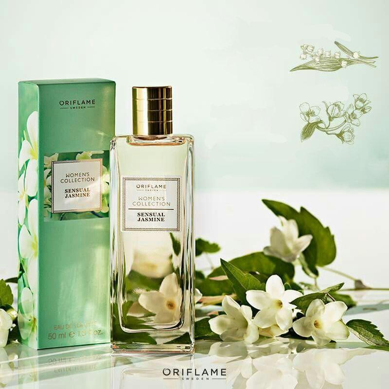 Туалетная вода women´s collection sensual jasmine