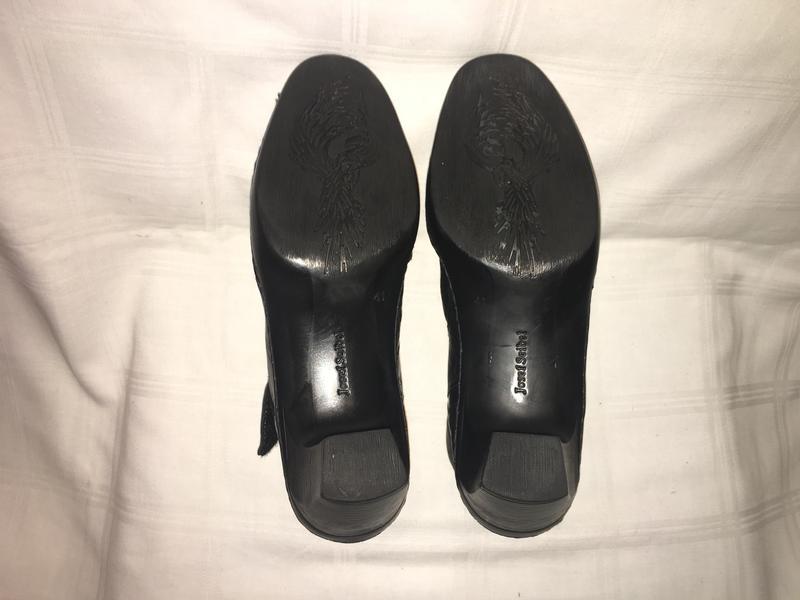 Ботинки *josef seibel* кожа венгрия р.41 ( 27.00 см) - Фото 9
