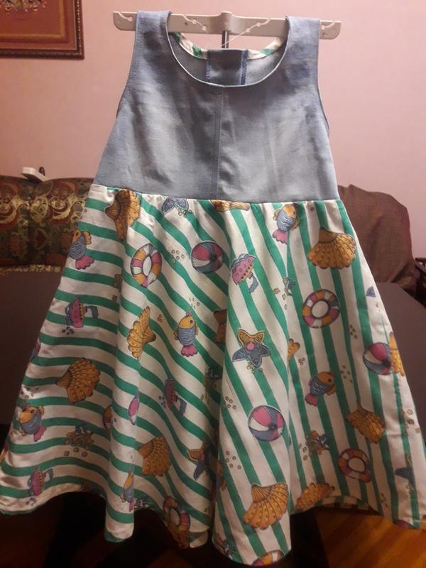 Платье р.104 - Фото 4