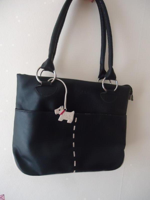 Стильная кожаная фирменная сумка radley