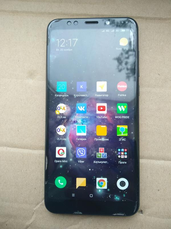 Xiaomi redmi 5 plus 3/32 Global Version