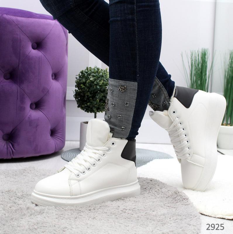 Высокие зимние кроссы