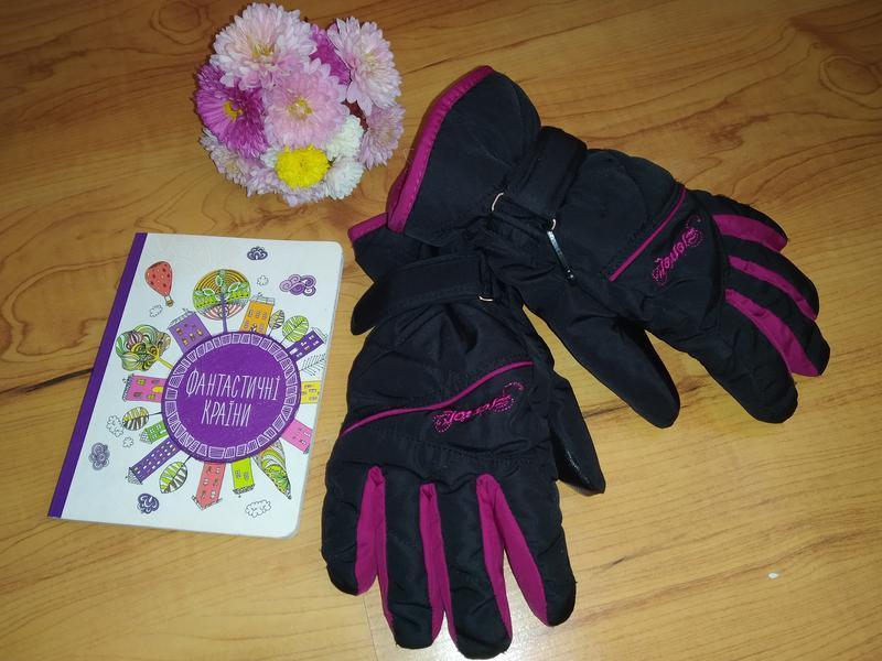 Краги, зимние лыжные перчатки, рукавицы