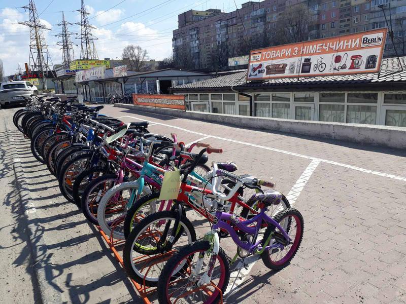 Велосипед, Горные велосипеды, Спортивные велосипеды. Германия. БУ