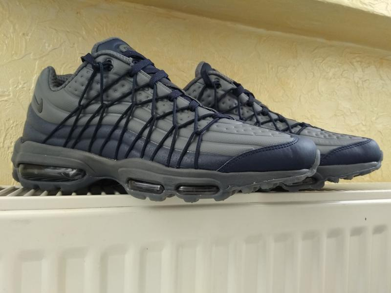 Кроссовки nike air max 95 ultra se obsidian trainers zoom m2k
