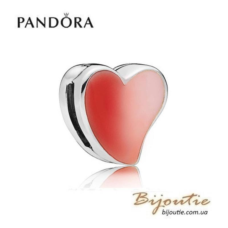 PANDORA шарм-клипсаREFLEXIONS ― сердце любви  797809ENMX