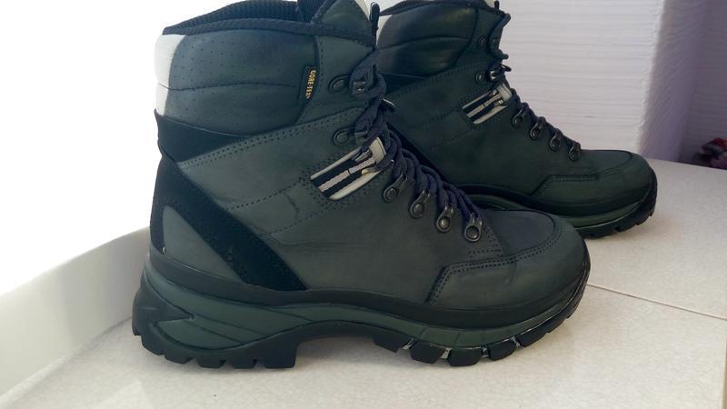 Трекинговые мужские ботинки raichle / mammut mt. escape gore tex