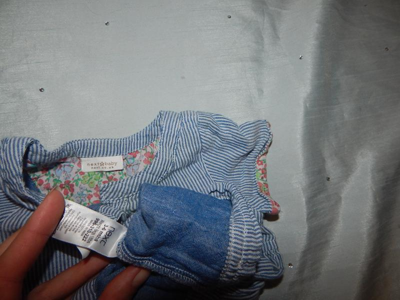 Платье на малышку 3-6мес baby - Фото 2