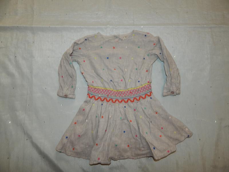Платье на малышку 1,5-2 года 92см