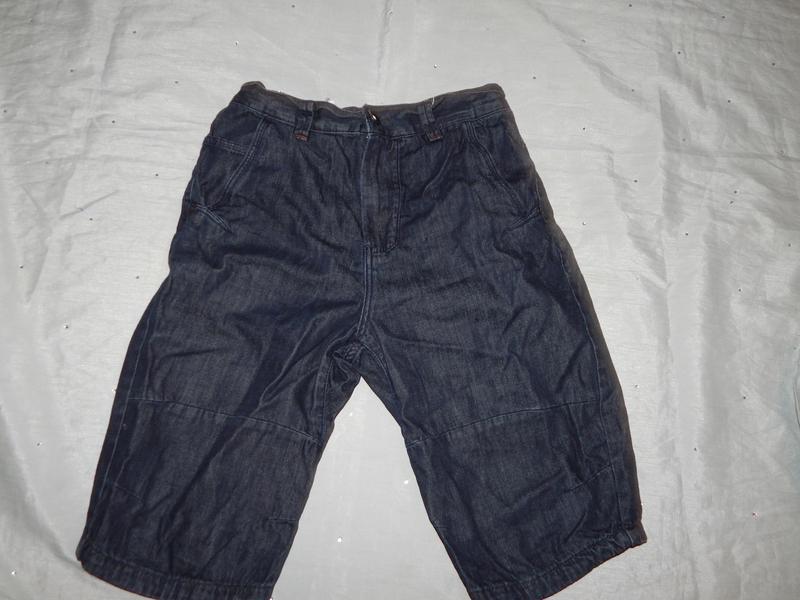 Шорты джинсовые на мальчика 13 лет