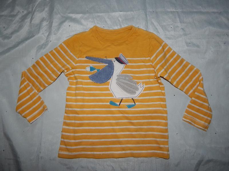 Реглан модный кофта футболка с длинным рукавом на мальчика с п...