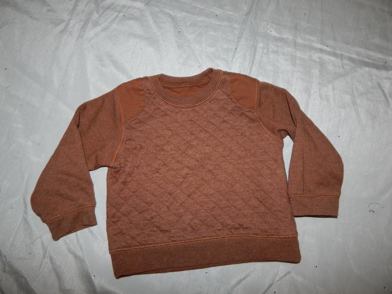 Свитшот  модный толстовка на мальчика 2-3 года