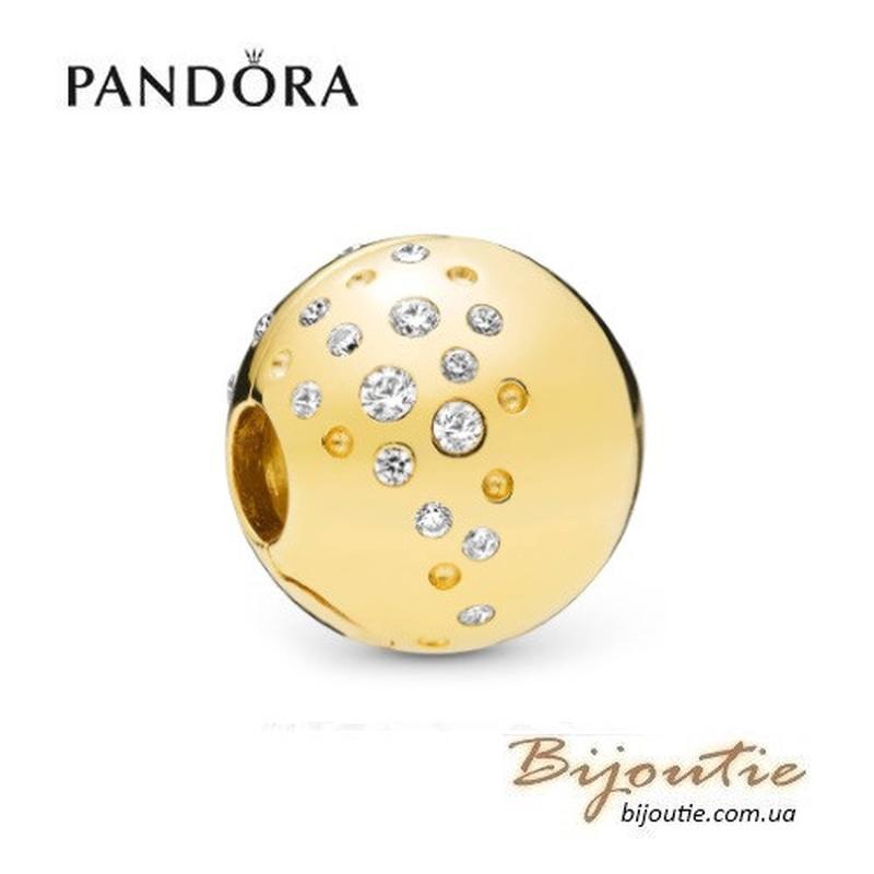 PANDORA SHINE шарм-подвеска ― Россыпь искр 767900CZ