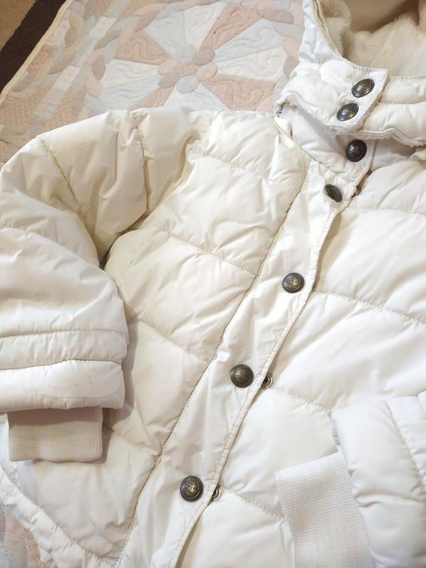 Очень теплая курточка - Фото 2
