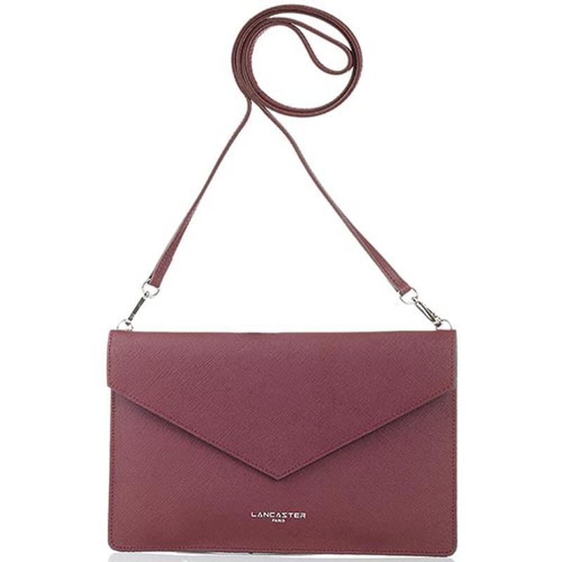 Небольшая кожаная сумочка клатч на или через плече lancasrer p...