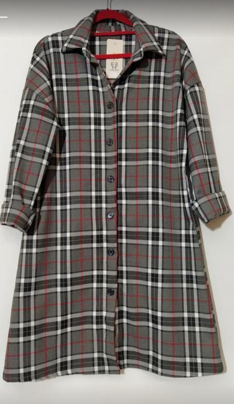 Рубашка платье, туника