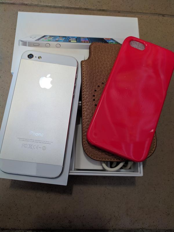Смартфон Iphone 5 - Фото 4