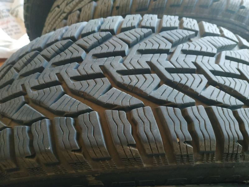 Зимние Колеса в сборе Mercedes r16 - Фото 5