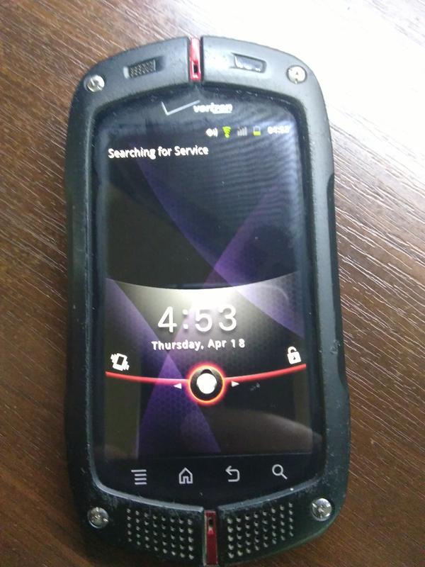 Casio G'zOne Commando C771 из США Android 2.3.3.CDMA связь ! Защи