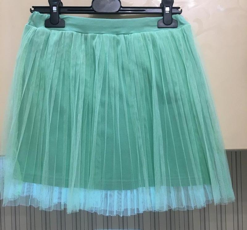 Фатиновая юбочка для принцесы италия gaialuna 140 см, 38 разм....