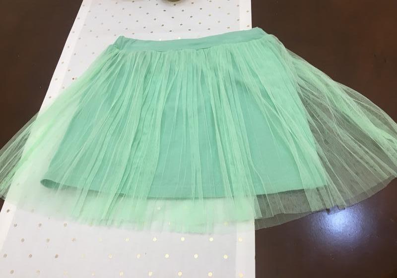 Фатиновая юбочка для принцесы италия gaialuna 140 см, 38 разм.... - Фото 2