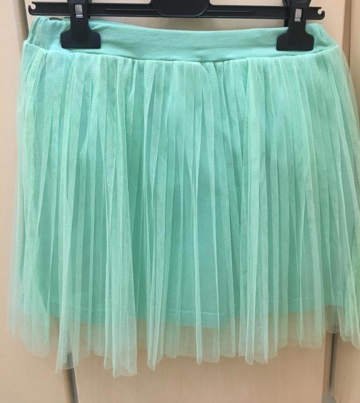 Фатиновая юбочка для принцесы италия gaialuna 140 см, 38 разм.... - Фото 3
