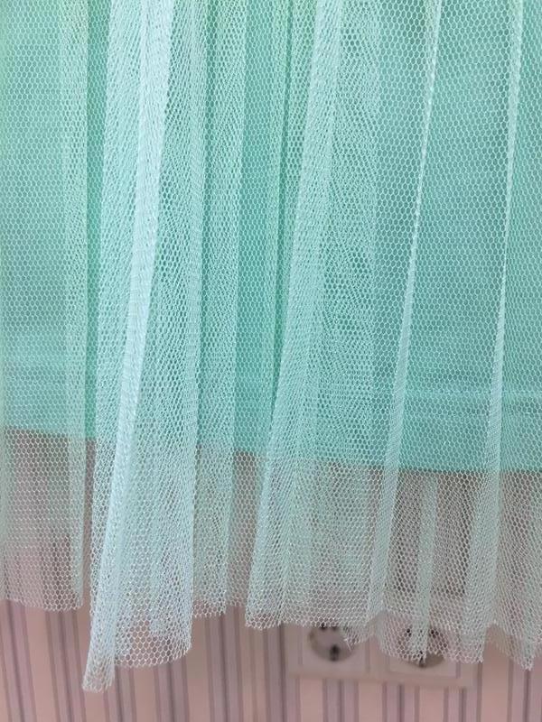 Фатиновая юбочка для принцесы италия gaialuna 140 см, 38 разм.... - Фото 4