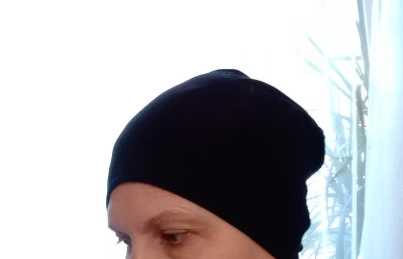 Актуальная шапочка бини, тонкая шапка
