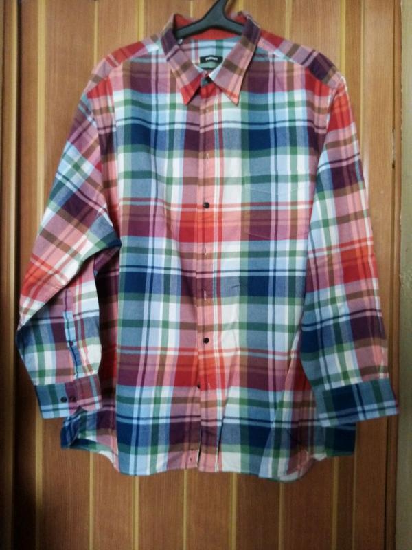 Рубашка очень большого размера Walbusch