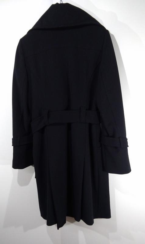 Пальто весна - осень на пуговицах размер 44 - Фото 3