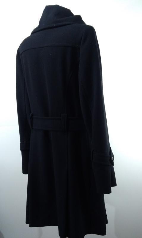 Пальто весна - осень на пуговицах размер 44 - Фото 5