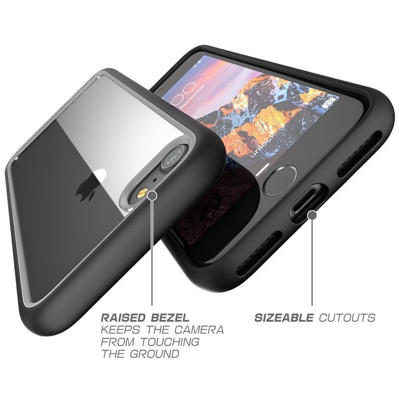 Apple iPhone 7 / iPhone 8 чехол противоударный Anti-Scratch - Фото 3